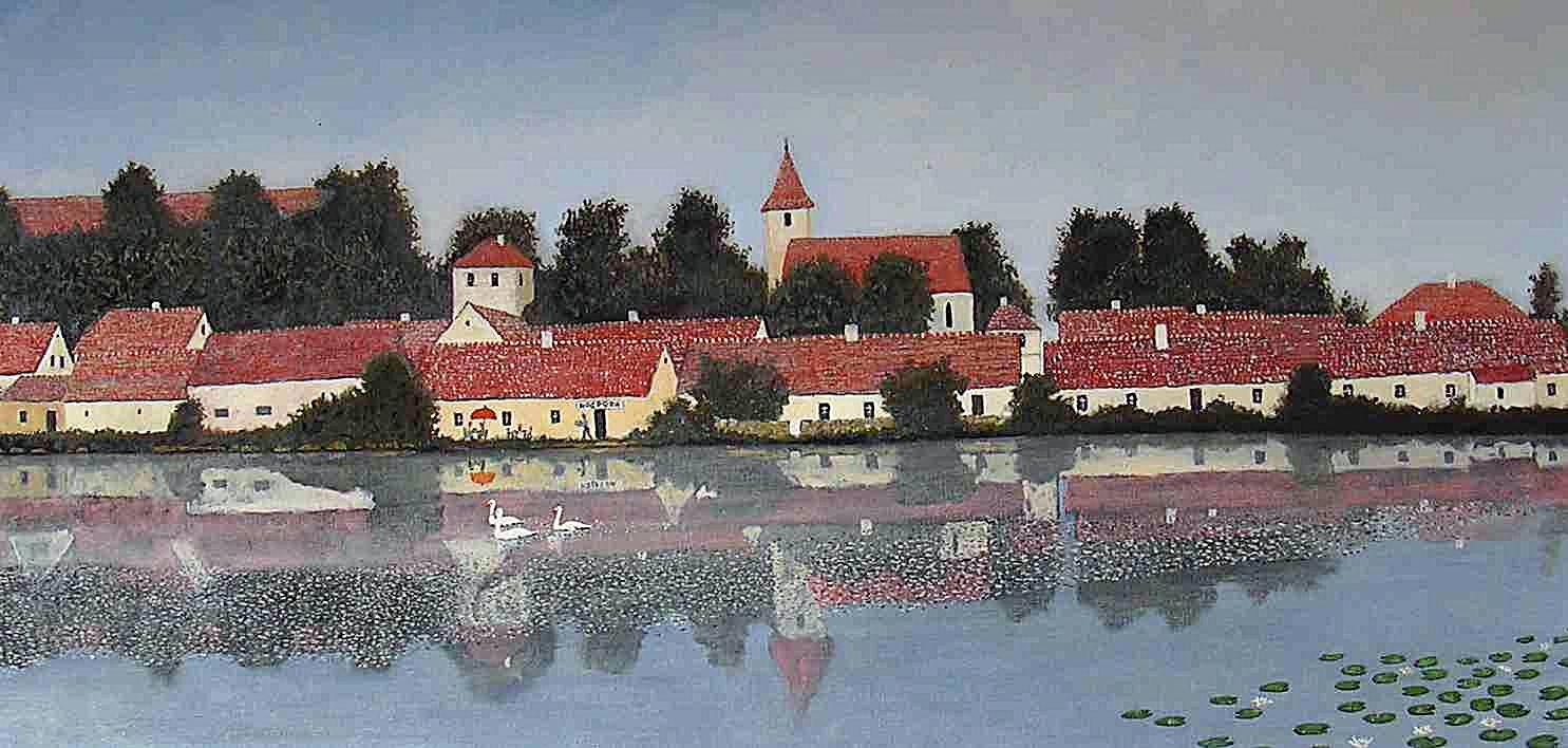 043 - SEN ČESKÉHO EMIGRANTA